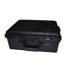 SQ5040L internal 500*400*165mm Durable Waterproof IP67 Plastic Storage Case included faom