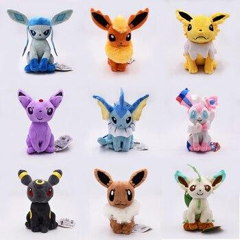 Аниме игрушки Покемоны 9 видов