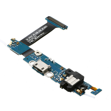 USB Charger Charging Dock Port Connector สายเคเบิล Flex สำหรับ Samsung Galaxy G925F/S7/S8/S7 Edge/ a5/หมายเหตุ 3/4 เปลี่ยนชิ้นส่วน