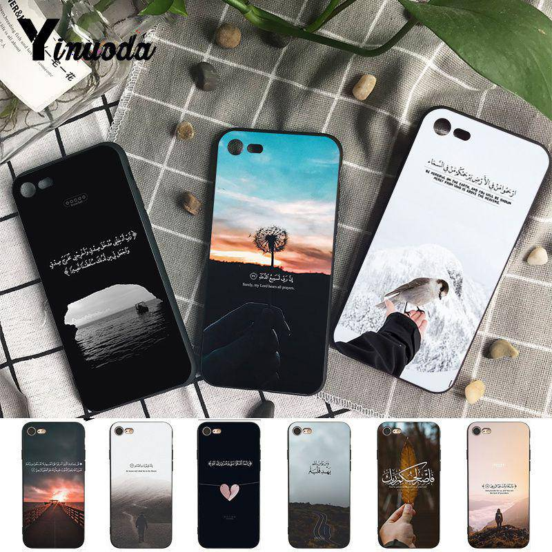 Phone Bags & Cases Babaite Sceneary Muslim Arabic Quran Islamic Quote Phone Case For Iphone X Xs Max 6 6s 7 7plus 8 8plus 5 5s Se Xr 10