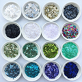 1200Pcs/lot 3*9MM Hollow Horse Eyes PVC loose sequins Paillettes sewing Wedding Craft Decoration,Lady Nails Arts Beauty Paster
