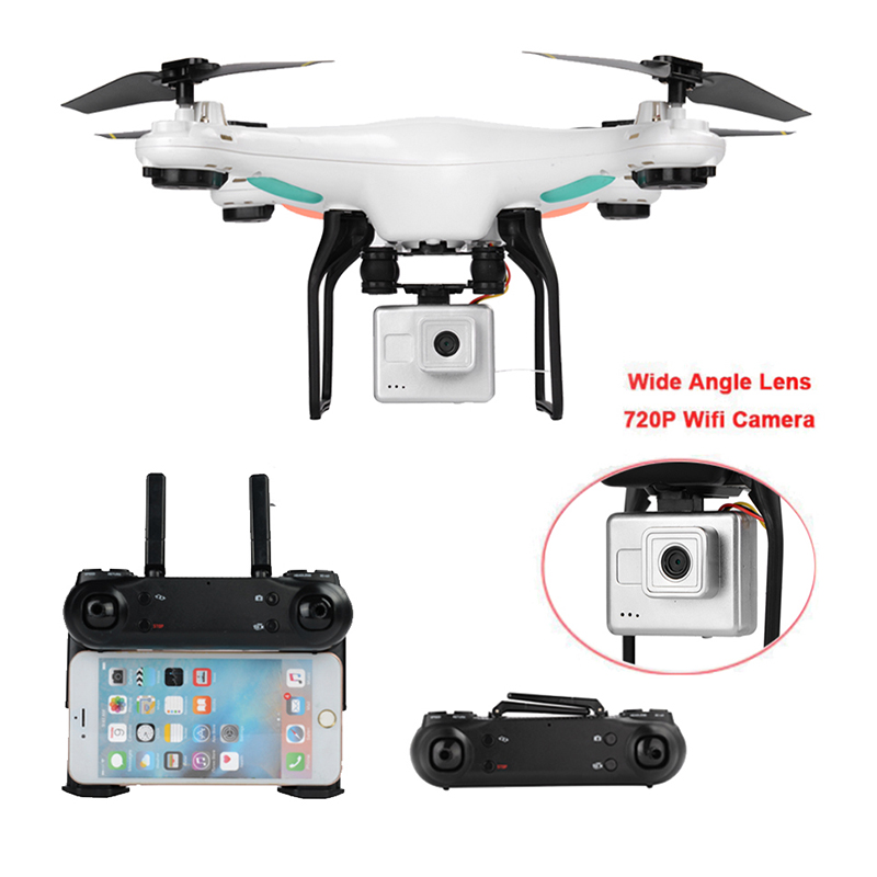 DM006 Six-axis Fixed Four-axis Aircraft  RC Drone 2