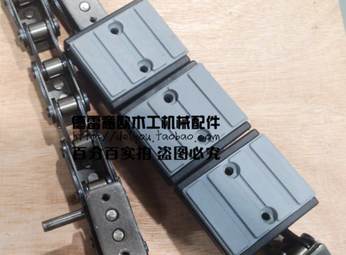 US $70 0 |Chain conveyor chain edge machine mechanical parts woodworking  machinery fittings variety edge machine-in Woodworking Machinery Parts from