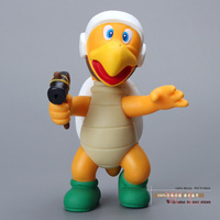 Free Shipping Super Mario Bros Figures Koopa Troopa Hammer Brother PVC Action Figure Model Toy Doll