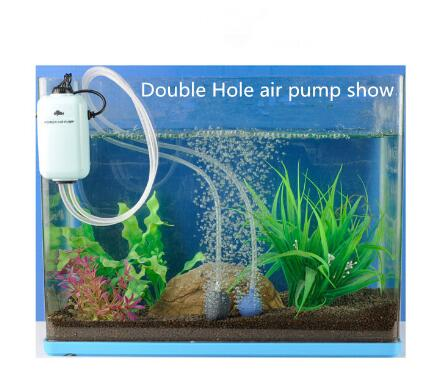 Rohre Aquarium Oxygen Luftpumpe Mit Blase Belüfter Saugnapf Neue Mode Gute Qualität 2,5 Watt Stille Aquarium Luftpumpe Rückschlagventil Um Sowohl Die QualitäT Der ZäHigkeit Als Auch Der HäRte Zu Haben