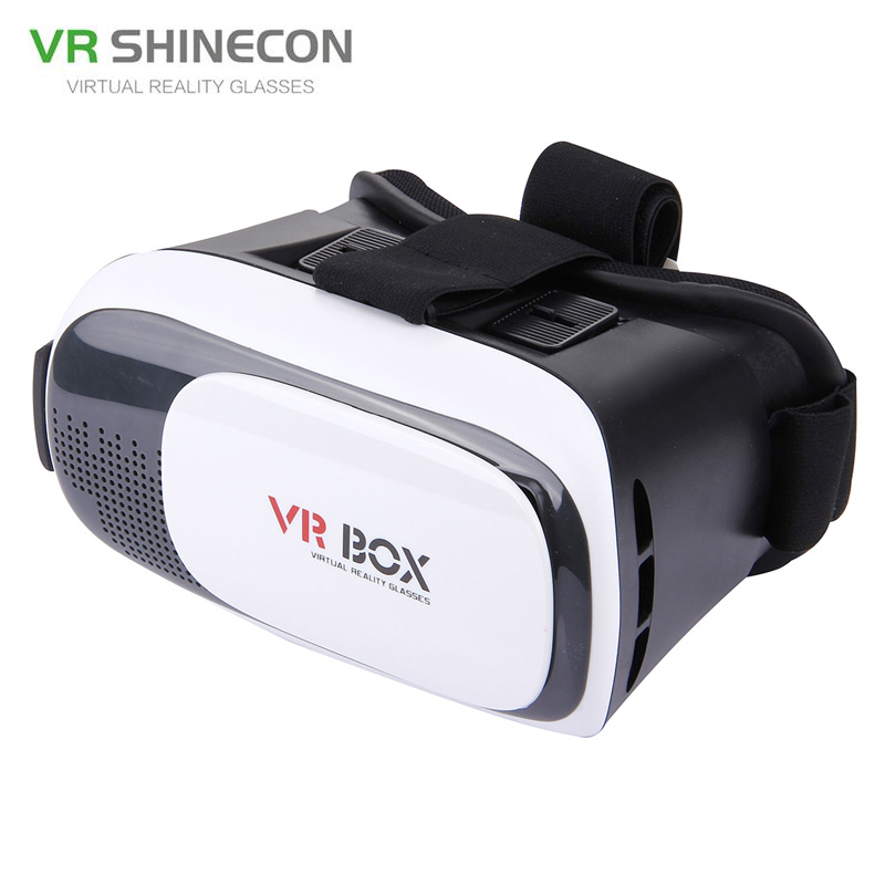 Newest Headset With Touch <font><b>Button</b></font> <font><b>Smartphones</b></font> Light Portable 3D VR Virtual Reality Glasses