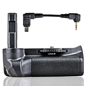 Image 4 - Travor סוללה מחזיק גריפ ניקון D5100 D5200 D5300 DSLR מצלמה עבודה עם EN EL14