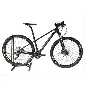 2018 Mountain Bike Mtb bicicleta de fibra de carbono completo bicicleta BICICLETTA carbono bicicleta grupo M610 Suspensão bike mtb SLX XT