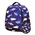 Waterproof Baby School Bags Cartoon Animals Children Backpacks Kids Satchel Kindergarten Bags for Girls Mochila Escolar Infantil
