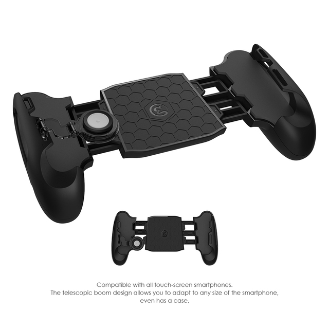Gamesir F1 Joystick Grip Extended Handle Game Accessories Controller Grip Pubg controller for All SmartPhone