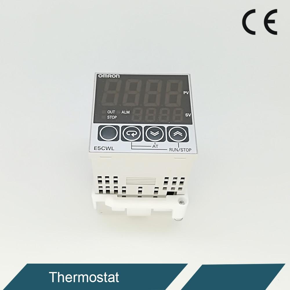 Original 48*48 45*45 Temp Temperature Controller Meter E5CWL-R1TC E5CWL-Q1TC E5CSL-RTC E5CSL-QTC E5EWL-R1TC E5EWL-Q1TC