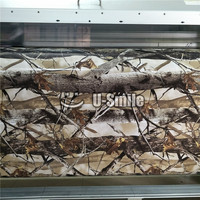 Realtree Camouflage Vinyl Wrapping Film Decal Sticker Bomb Realtree Camo Car Vinyl Wrap Film For SUV TRUCK 30M/Roll