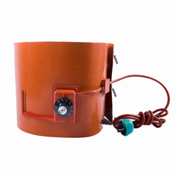 DIY Anpassbare 200L Öl trommel Silikon heizung gürtel 1740x250mm 2000 W Y