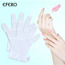 efero 2pcs Exfoliating Hand Mask Skin Care Anti-drying Whitening Moisturizing Hand Spa Gloves Anti-Wrinkle Mask for Hand Care