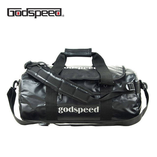 Godspeed waterproof pvc travel luggage bag large capacity women handbags fashion
