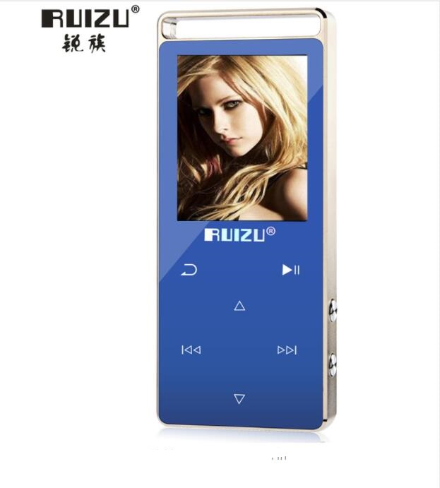 Gerade Ursprüngliche Ruizu Mp4 Player 8 Gb Touchscreen 1,8 Zoll Stimme Recorder Fm E-buch Uhr Video Usb Mp4 Musik-player Hifi Sound Tragbares Audio & Video Unterhaltungselektronik