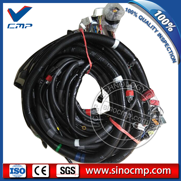 sh210 5 sh240 5 excavator external wiring harness krr12930 for sumitomo wire harness products sh210 5 sh240 5 excavator external wiring harness krr12930 for sumitomo