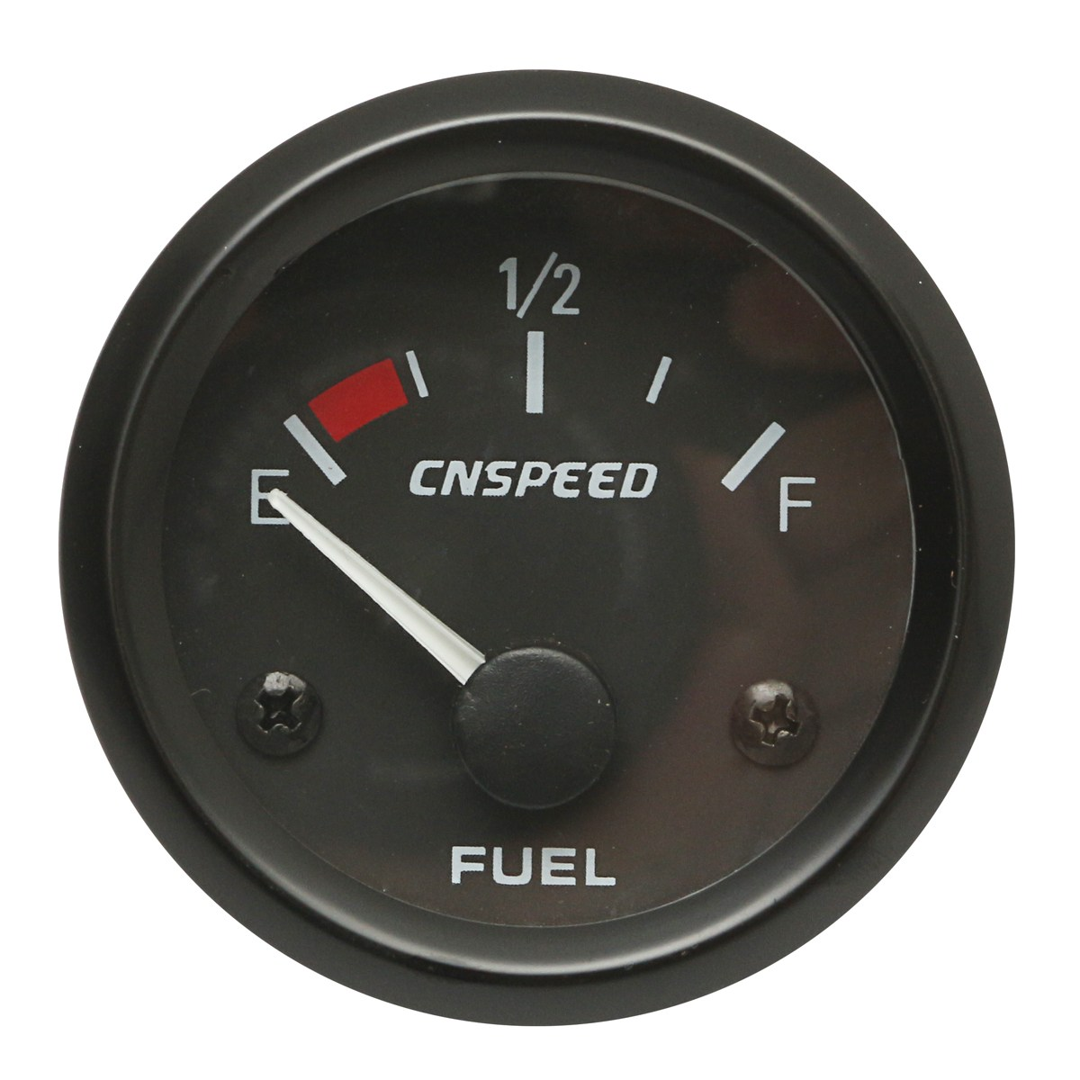 Automobiles & Motorcycles Self-Conscious 2 52mm Car Fuel Gauge Meter Level Gauge W/fuel Sensor E-1/2-f Pointer Led Bringing More Convenience To The People In Their Daily Life
