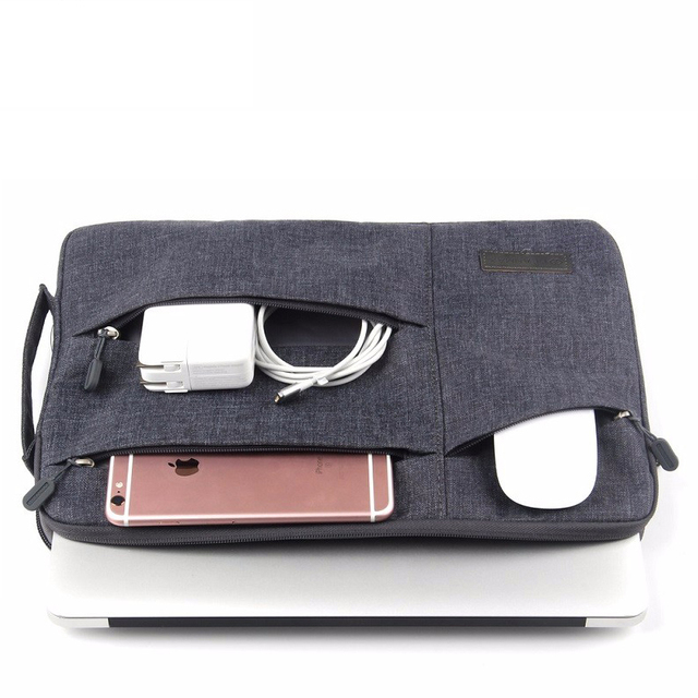 Creative Design Laptop Sleeve Pouch For Dell XPS 13 XPS 15 Case  10.1