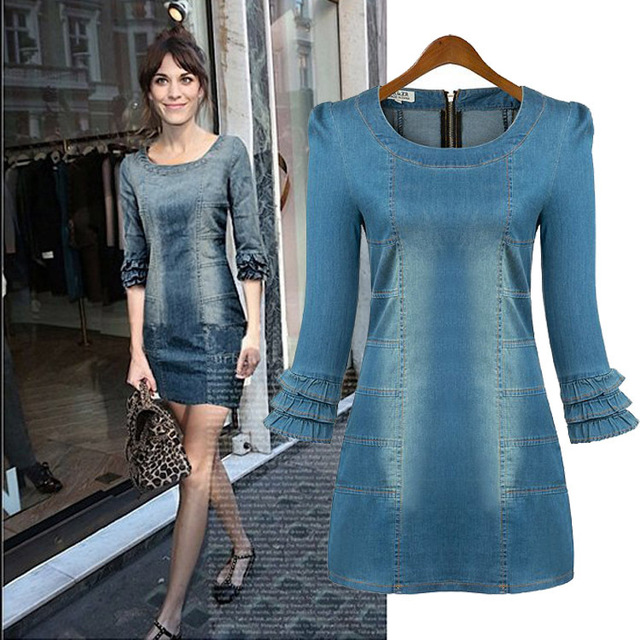 b3ac4dd9773 European style Vintage New Fashion Women s dress