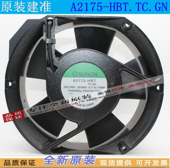 NEW SUNON A2175-HBT TC.GN A2175-HBL 220V 17251 cooling fan