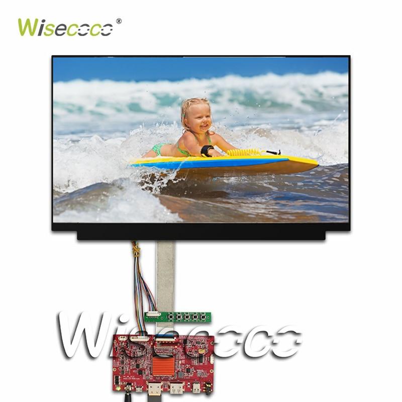 3840*2160 15.6 Inch 4K UHD IPS Display HDMI DP Edp Driver Board LCD Module Screen Monitor Laptop PC For Raspberry Pi 3 2 1