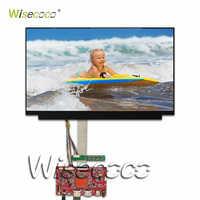 3840*2160 de 15,6 pulgadas 4K UHD IPS pantalla HDMI DP edp Placa de controlador módulo LCD Monitor de pantalla portátil PC para Raspberry pi 3 2 1