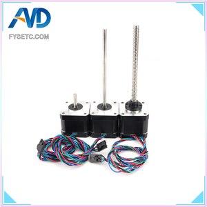 Image 5 - Prusa i3 MK3 Multi Materials 2.0 Motors Kit Prusa i3 MMU2.0 NEMA 17 Lead Rod Screw Motor Kit