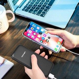 Image 5 - TeckNet 10000 mah batterie externe TYPE C Portable batterie externe mi cro USB Lithium polymère chargeur pour iPhone Xiao mi mi