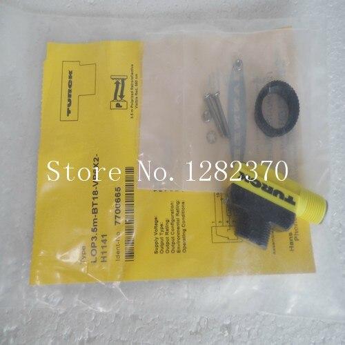 [SA] New original special sales TURCK sensor switch LOP3.5M-BT18-VP6X2-H1141 Spot[SA] New original special sales TURCK sensor switch LOP3.5M-BT18-VP6X2-H1141 Spot