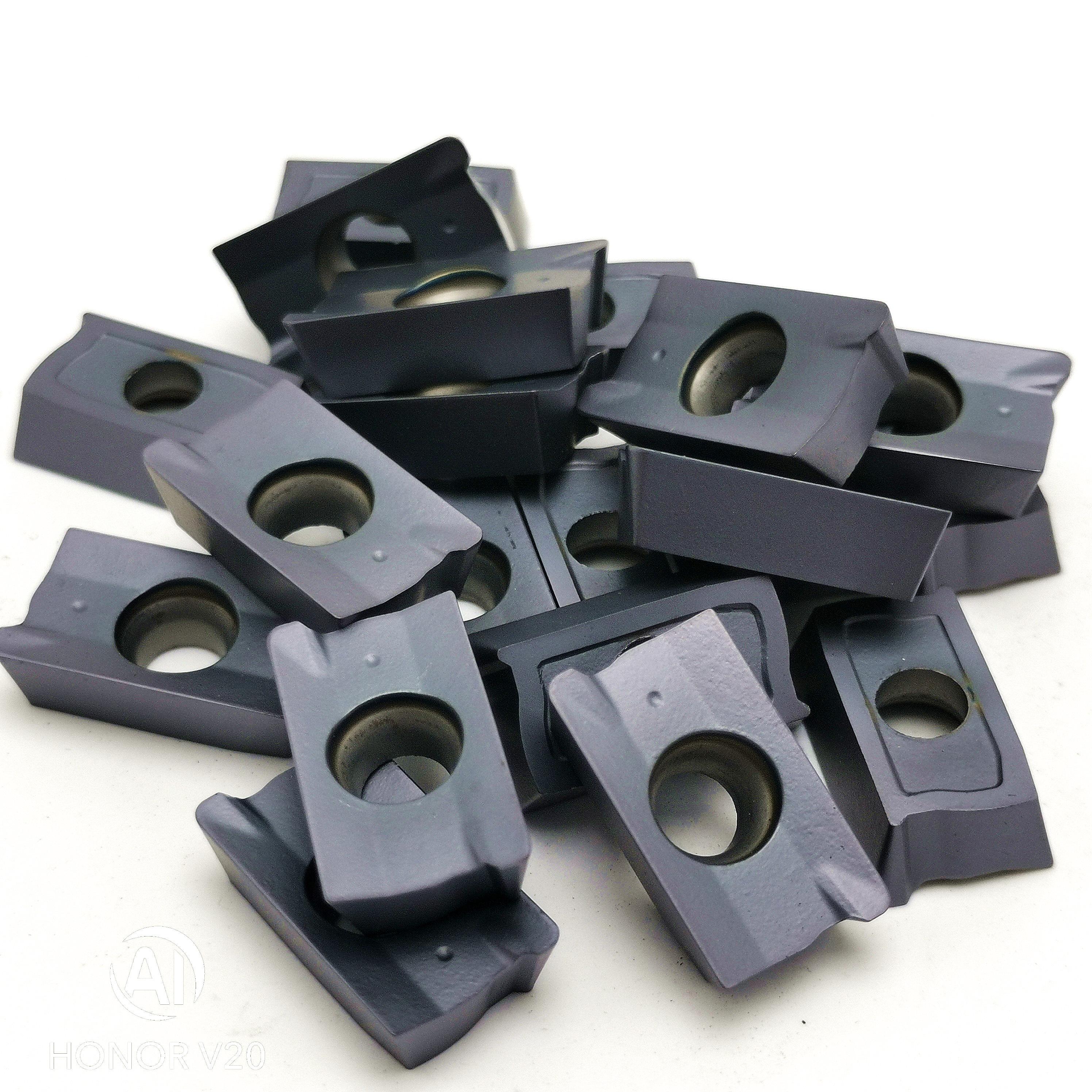 Купить с кэшбэком 20PCS APKT1604PDTR LT30 Milling cutter Tools APKT1003PDTR LT30 CNC blade carbide insert lathe tool free shipping