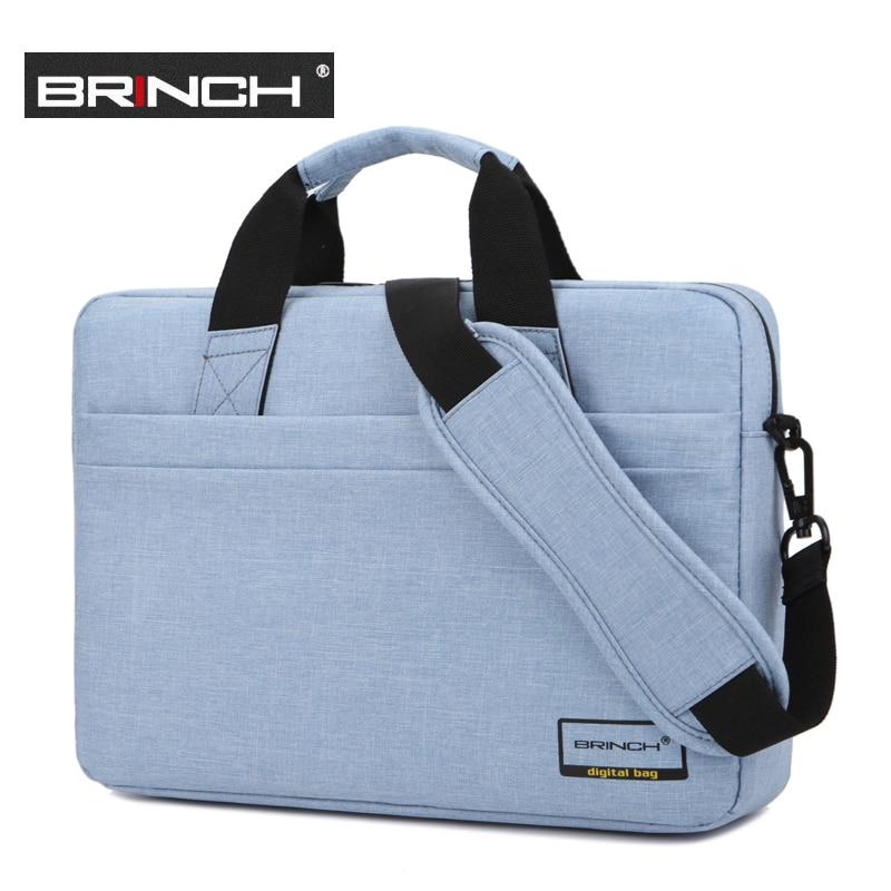 4c662ebce6e 2018 New High Quality 13 14 15 15.4 15.6 laptop shoulder bag Messenger for  macbook Air PRO retina hp man woman