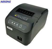Factory Wholesale pos printer High quality 80mm thermal receipt printer automatic cutting machine printing speed Fast