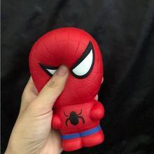 Adorable Cushy Spiderman Toys