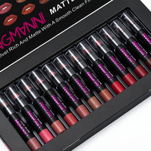 Maquiagem Makeup-Set Cosmetic Matte Lipstick Non-Stick-Cup Long-Lasting Waterproof Easy-To-Wear