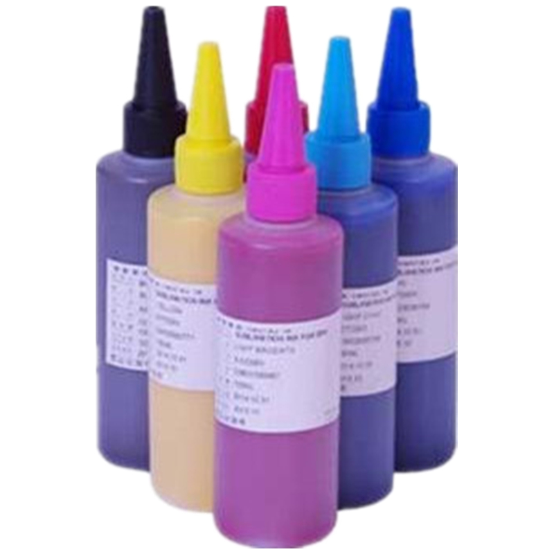 High Quality 600ML Sublimation Ink For <font><b>Epson</b></font> Stylus Photo 1290 <font><b>1400</b></font> 1500W T50 T60 <font><b>printer</b></font> Perfect color image