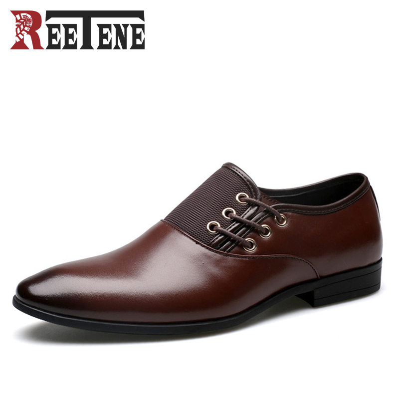 Big Oxford Shoes With Dress