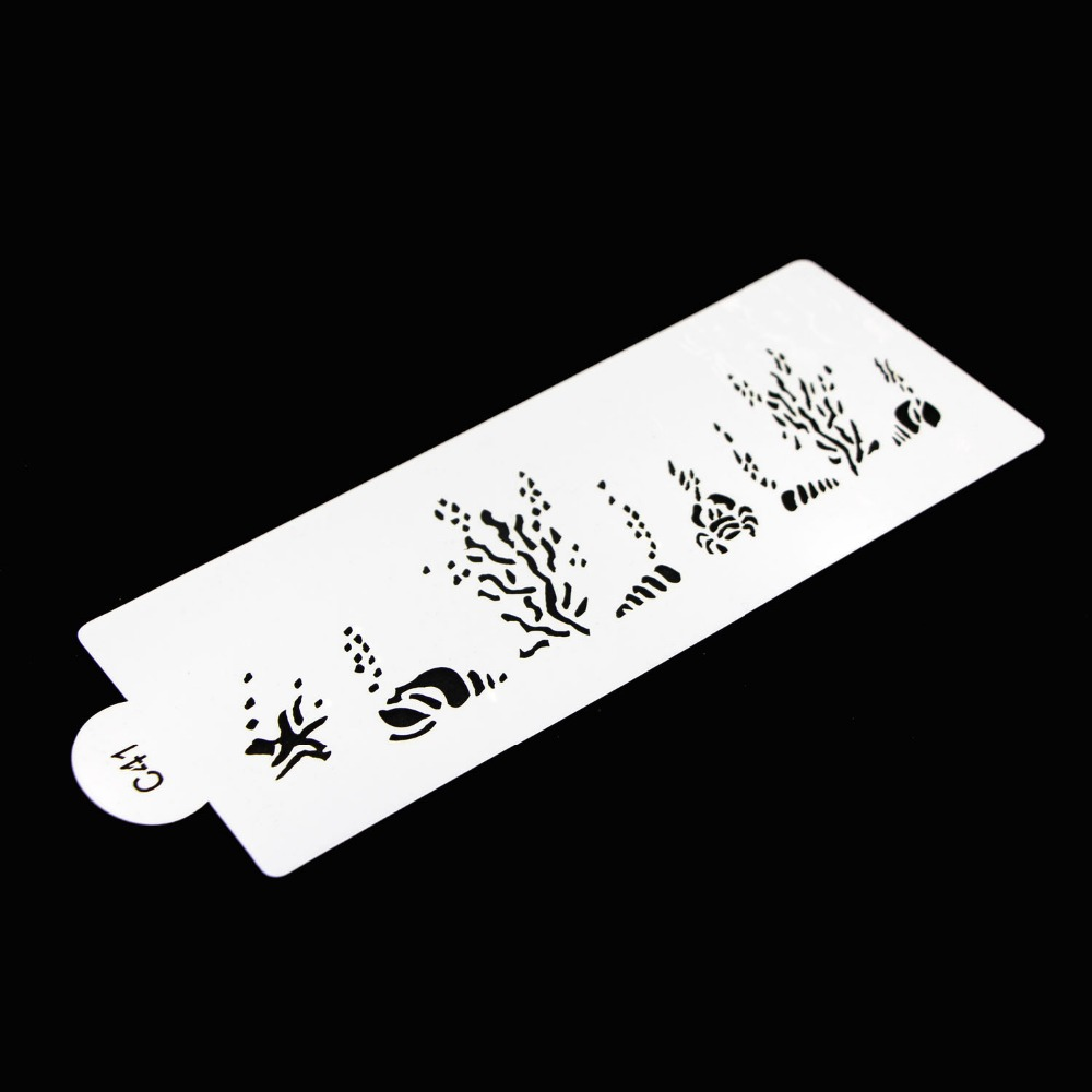New Style Arriving Products Cake Stencils