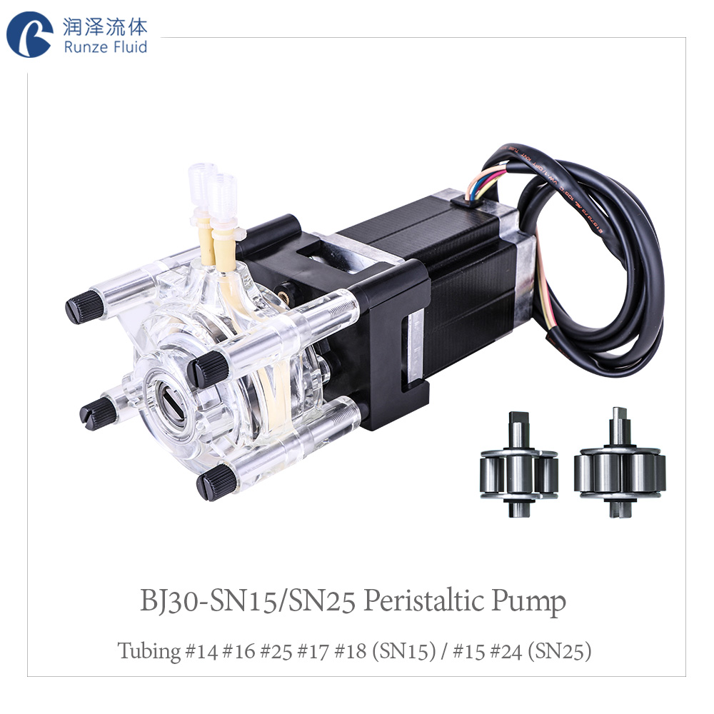 3 Roller Speed Variable Dishwasher Peristaltic Pump Stepper Motor3 Roller Speed Variable Dishwasher Peristaltic Pump Stepper Motor