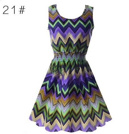 HTB1oH8ROpXXXXcPapXXq6xXFXXXW - New Summer Women Tank Chiffon Beach Vestido Sleeveless T-shirts