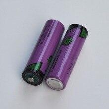 10 шт. ER14505 3,6 В liSOCL2 литиевая Первичная батарея 14500 Размер AA ячейка Замена для Tadiran TL-5903 газовый счетчик воды