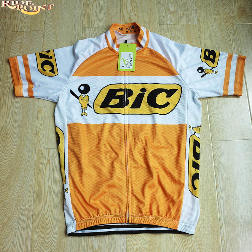 RIDE POINT BIC Cycling Jerseys Mens Summer Short Sleeve High Quality Breathable MTB Ropa Ciclismo Bicycle Jerseys Cycling Wears rock racing cycling clothing couple jerseys short sleeve high quality paladinsports christmas design