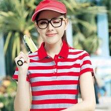 2017 Summer Women Poloshirt Casual Ladies Polo Shirts Short Sleeve Cotton High Quality Plus Size Polo Femme korean Clothes P016