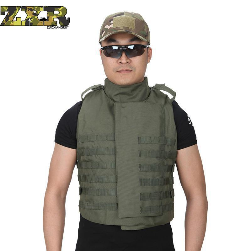 Tactical Vest Cool Mens Hunting Vest Outdoor Training Military Army Swat Vests Men Waistcoat Protective Equipment