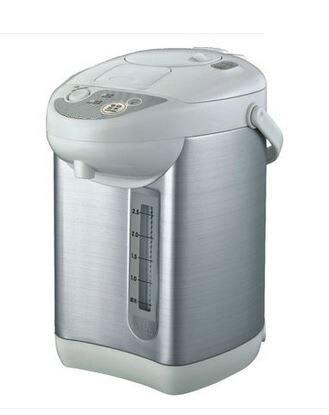 Bollitore elettrico thermos in acciaio inox 304 di acqua calda Protezione di Surriscaldamento