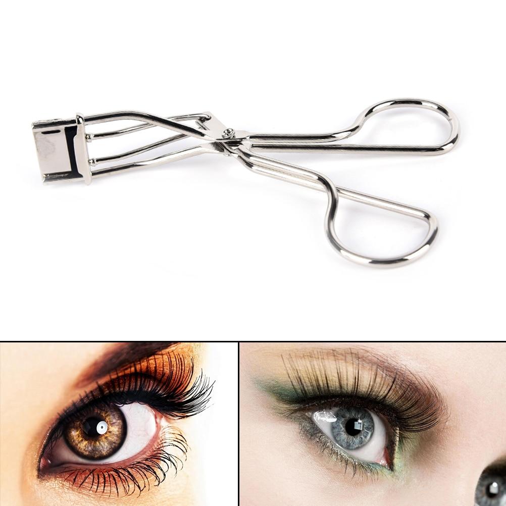 1Pc Mini Eyelashes Curlers Women Wonderful Pro Handle False Eye Lashes Curling Clip Beauty Makeup Cosmetic Tool