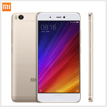 "Original Xiaomi Mi5s Mi 5S 4GB RAM 128GB ROM Mobile Phone Snapdragon 821 QuadCore 5.15"" 1920x1080 Cellphone Sense ID Fingerprint"