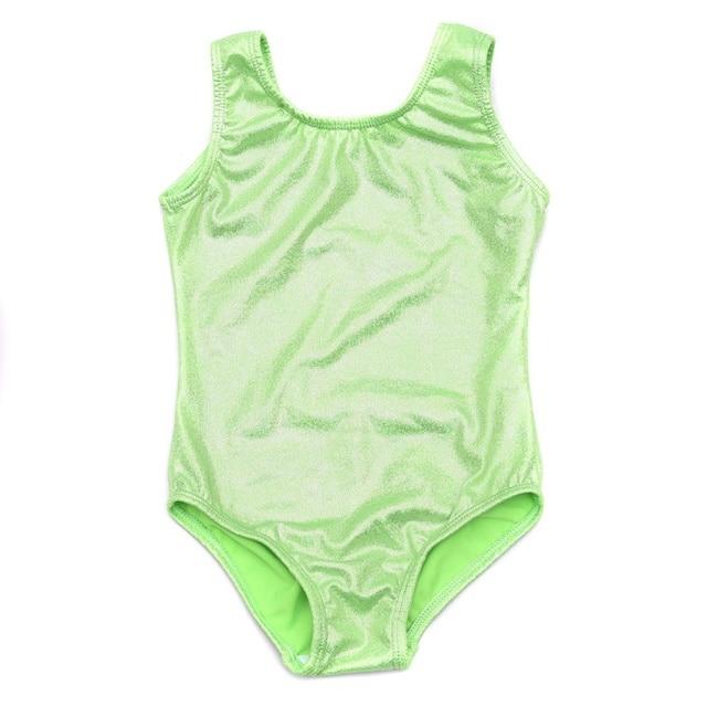 c35f0978073d Kids Girls Ballet Dancewear Gymnastics Leotards Ballet Dance Wear Tank Bodysuit  Costumes 3-12Y