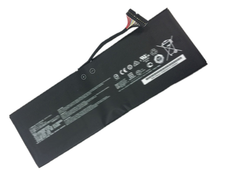 New laptop battery for MSI GS40 6QE-006XCN GS40 6QE-009XTH GS43VR GS43VR 6RE-045CN BTY-M47 laptop battery for msi gt80 bty l78 gt73vr gt83vr 6rf 026cn 2qe 035cn vr 6re 013cn s5 67sh1 s 14 4v 8 cell new and original