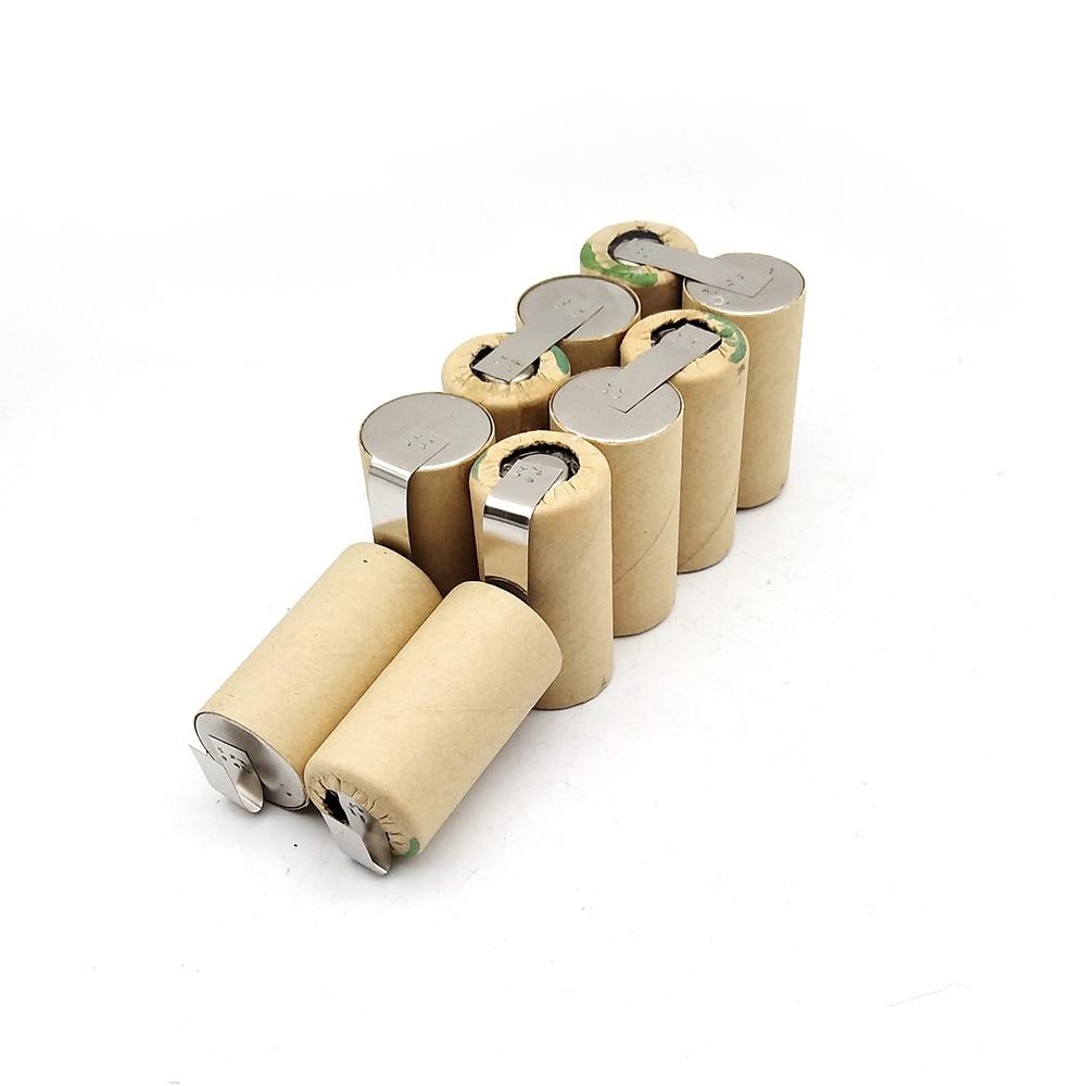 2000mAh Batterie type BLACK ET DECKER A-9252 Ni-MH 12.0V